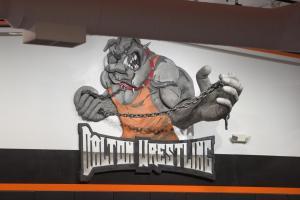 2020 Wrestling Room